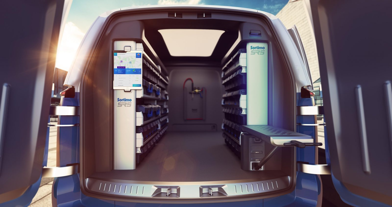 Volkswagen I.D. Buzz Cargo prostor