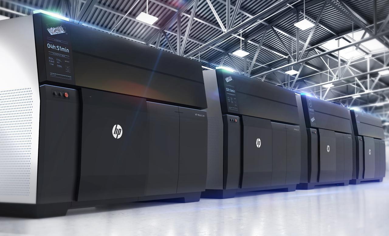 3D tiskárna kovů