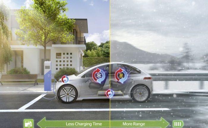 Teplotní management v automobilu