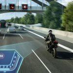 Asistent sledování dopravních značek pro motocykly