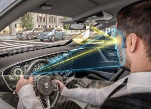 Nová technologie virtuální A-sloupek