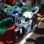 Ukázka elektrické motorky