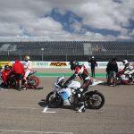 Soutěž Moto Student a závodní motocykly