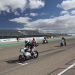 Studentská elektrická motorka soutěž Moto Student