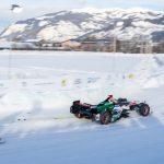 Formule E na ledu