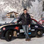 Černé Porsche 356