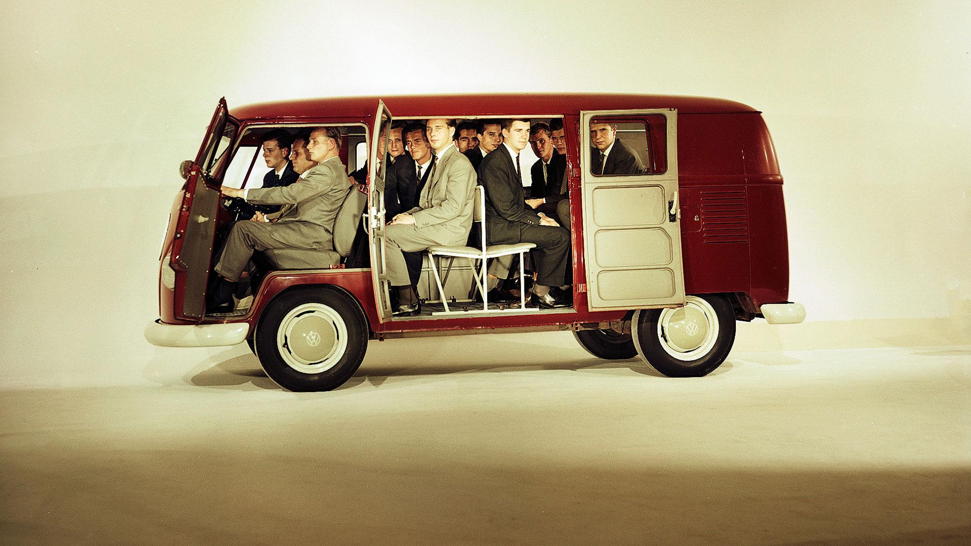 Volkswagen mikrobus