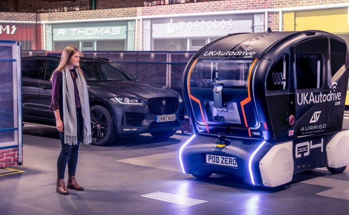 Budoucnost autonomních vozů