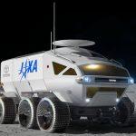 Vozidlo Toyota pro jízdu na Měsíci