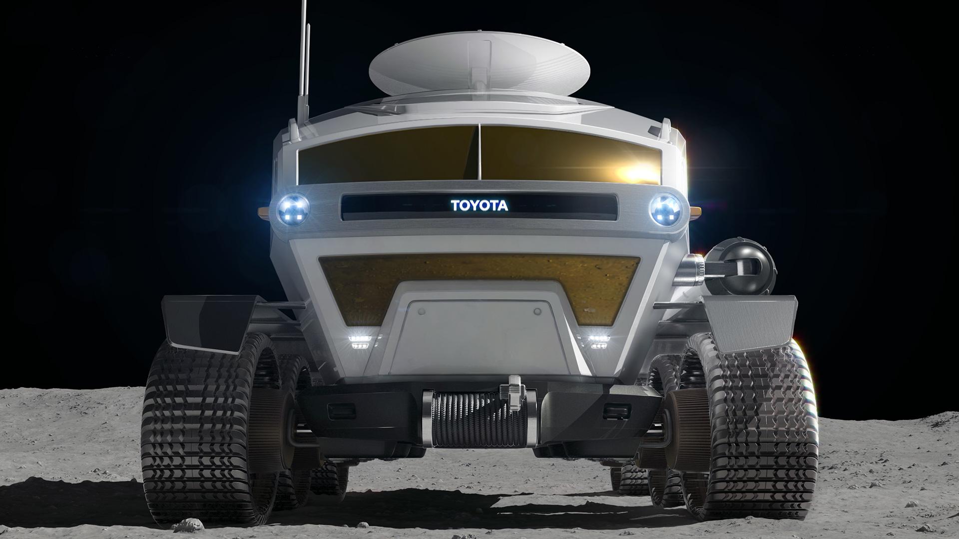 Lunární vozidlo Toyota