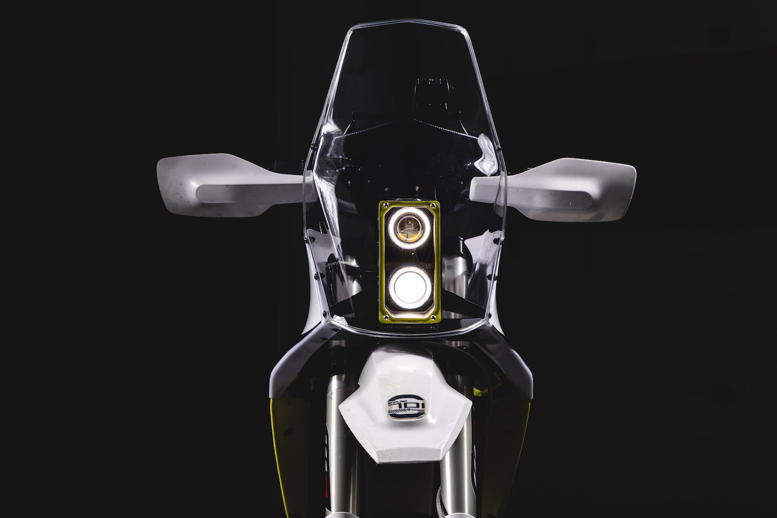 Výbava na really pro motocykly KTM