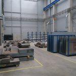 Instalace CNC obráběcího centra Trimill ve společnosti Altran: výchozí stav