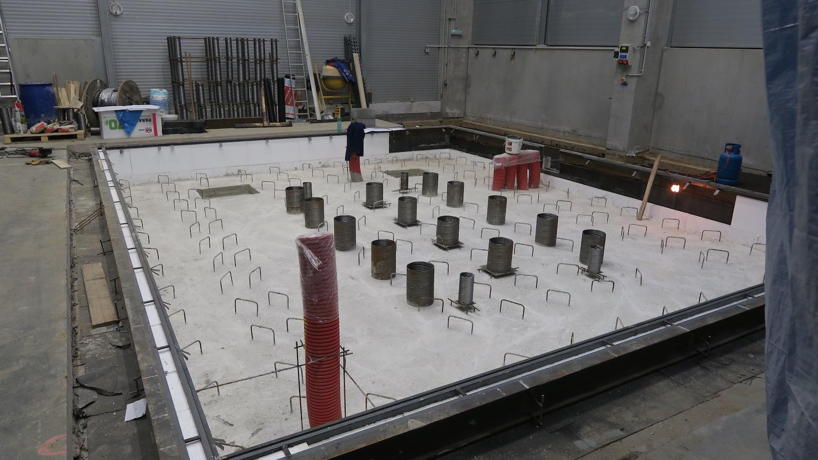 Instalace CNC obráběcího centra Trimill ve společnosti Altran: základy