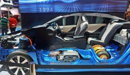 Vodíkové palivové články Toyoty Mirai