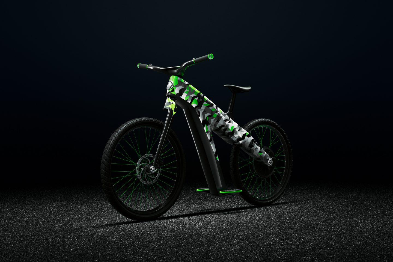 Elektrické kolo Škoda Klement