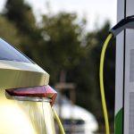 Dobíjení akumulátoru konceptu Škoda Vision E