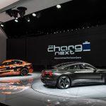 Prototyp Audi e-tron Sportback a koncept Audi e-tron GT concept