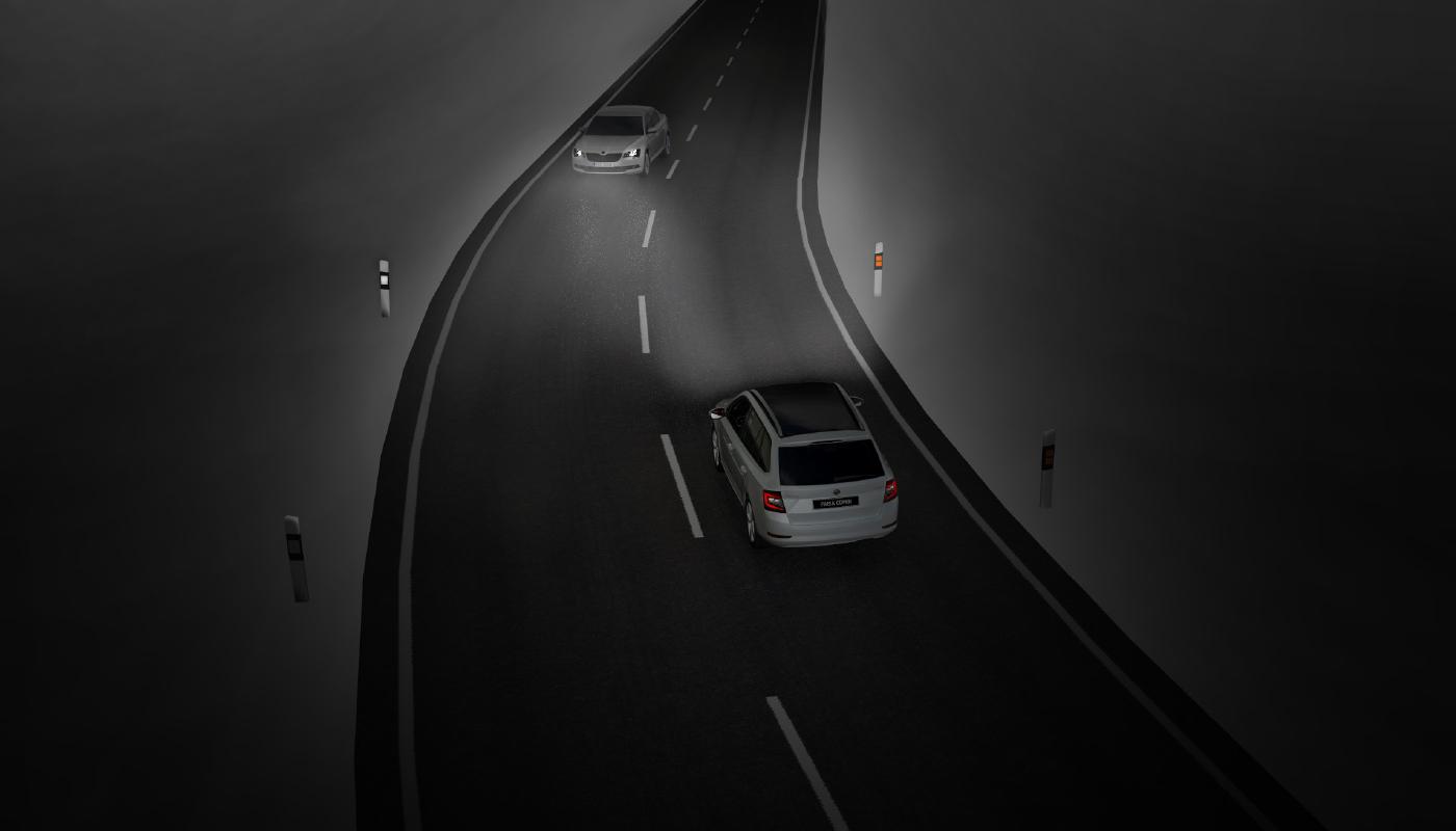 Autonomní jízda, podpora řidiče