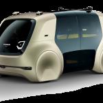 Autonomní jízda