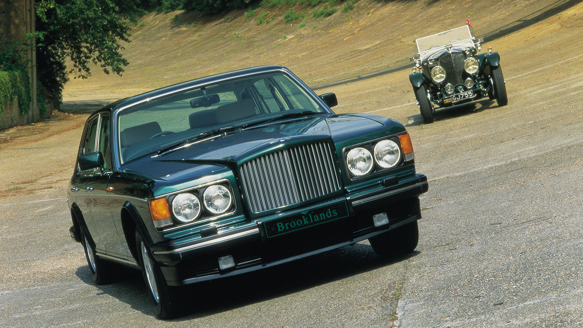Bentley Brooklands v roce 1992