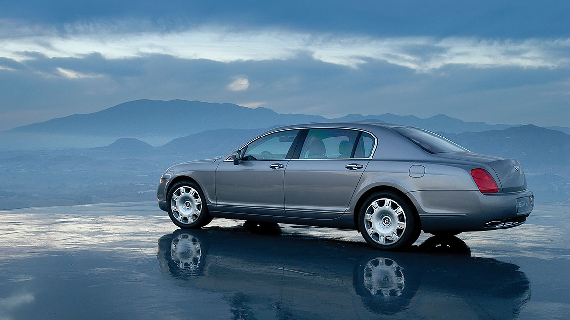 Continental Flying Spur z roku 2005