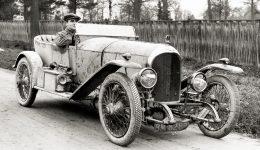 Takhle to začalo: výroba prvního kompletního modelu Bentley, EXP I. Když se v roce 1920, byl to pro tehdy stále mladý automobilový svět šok.