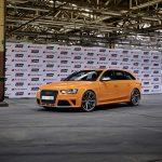 25 let Audi RS