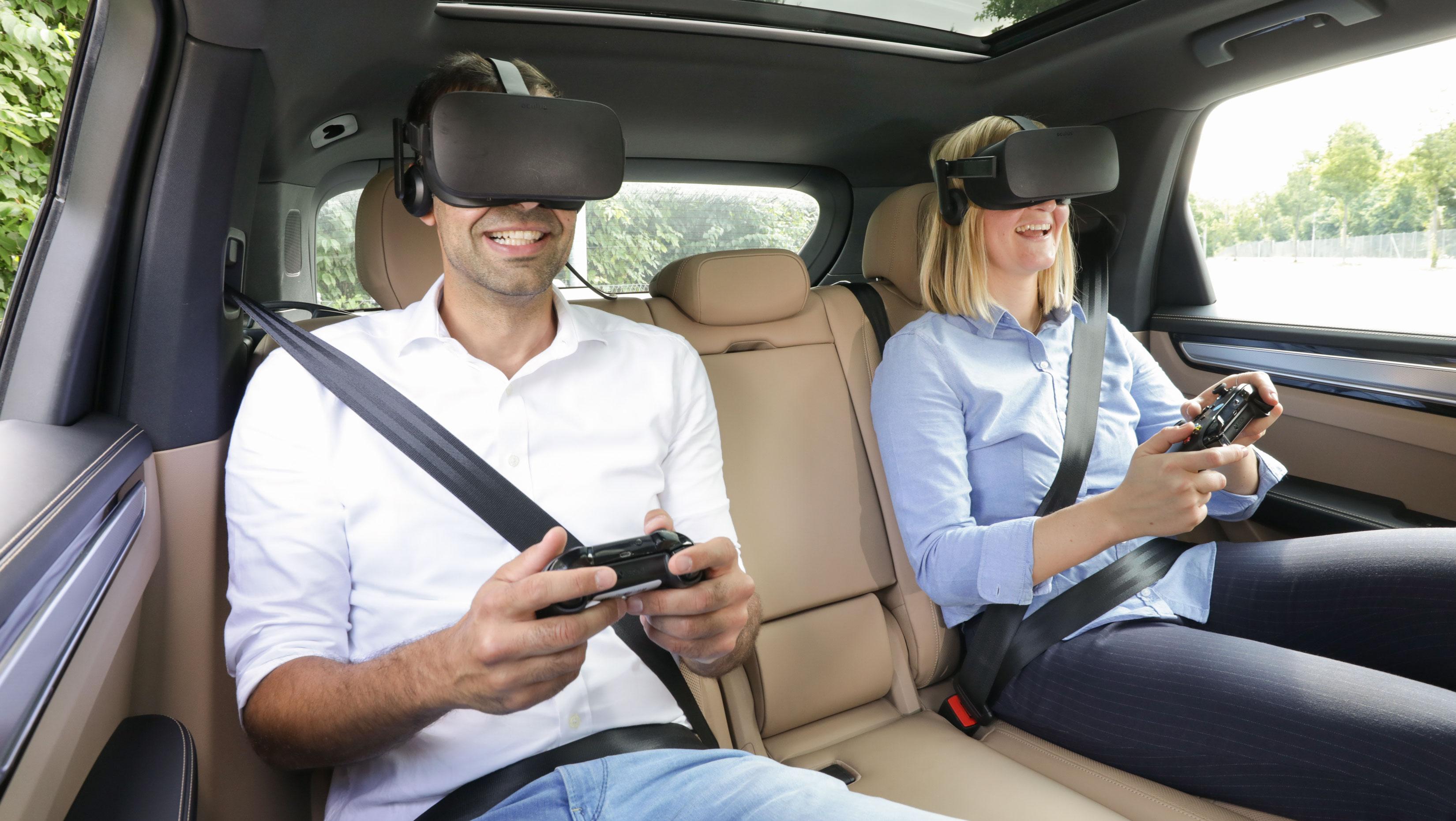 Virtuální realita holoride